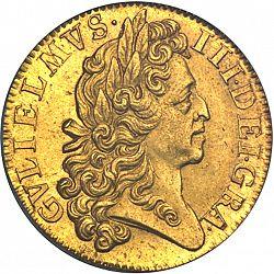foto de Guinea from 1701 - UNITED KINGDOM 1694-01 - William III - The Coin ...