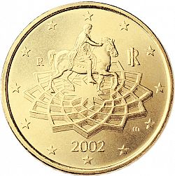 50 cents 2002 Large Obverse coin