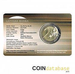 Set 2014 Large Reverse coin