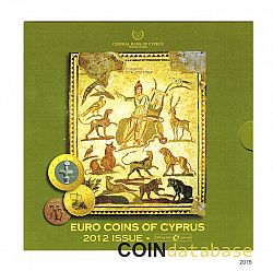 Set 2012 Large Obverse coin