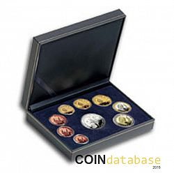 Set 2002 Large Obverse coin