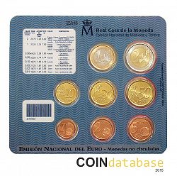 Set 2004 Large Reverse coin