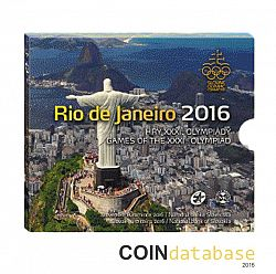 Set 2016 Large Obverse coin