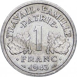 chief of french state 1940 1944