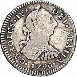 1 Real Carlos IV 1790 Nueva Guatemala 1R_C4_obv_1790M_1_Ga
