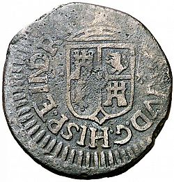 1 Cuarto from 1799 - SPAIN 1788-08 - CARLOS IV - Local Coinage - The ...