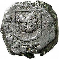 foto de 2 Maravedies from 1701 - SPAIN 1700-46 - FELIPE V - The Coin Database