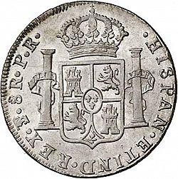8 Reales Silber Münze 1782 Numismatikforum