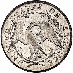 nickel 1795 Large Reverse coin