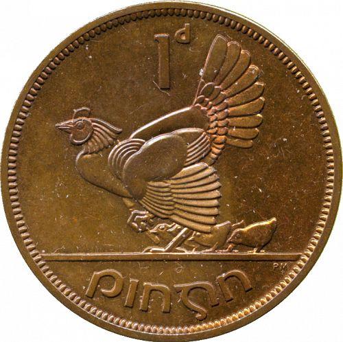 1 d - Penny Reverse Im... British Coins 2017