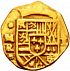 Obverse thumbnail for 2 Escudos from 1701BR