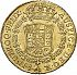 Reverse thumbnail for 8 Escudos from 1767A