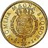 Reverse thumbnail for 8 Escudos from 1750J