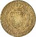 Reverse thumbnail for 8 Escudos from 1813MR